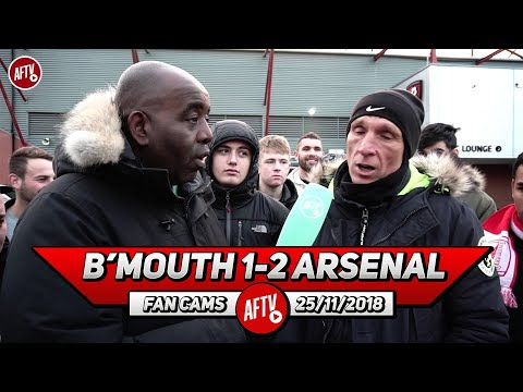 Bournemouth 1-2 Arsenal | The More I See From Leno The More Confident I Am!!(Lee Judges)