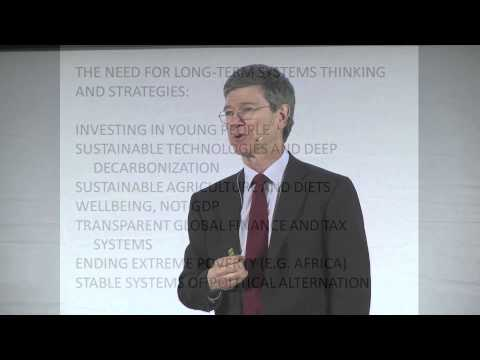 Jeffrey Sachs - The Age of Sustainable Development
