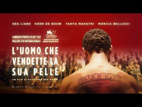 L'UOMO CHE VENDETTE LA SUA PELLE - Trailer ITA - Al cinema dal 7 ottobre