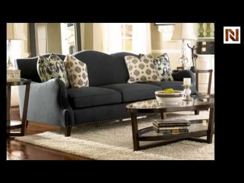 Bernhardt Zola Oval Cocktail Table 507 013 Molasses Youtube