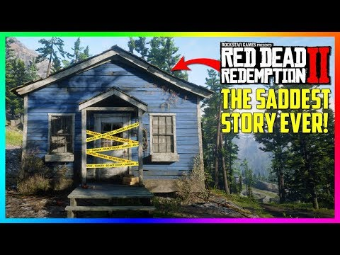 This Abandoned Cabin Reveals The SADDEST Story Of All Time I