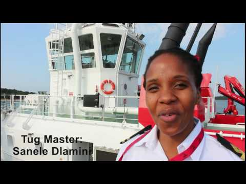 WATCH: New Tug for Richards Bay Port