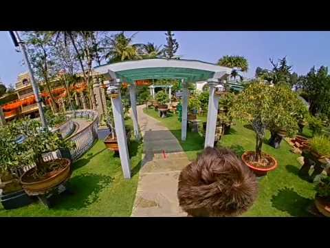 360 in India - Bonsai Garden in Mysore