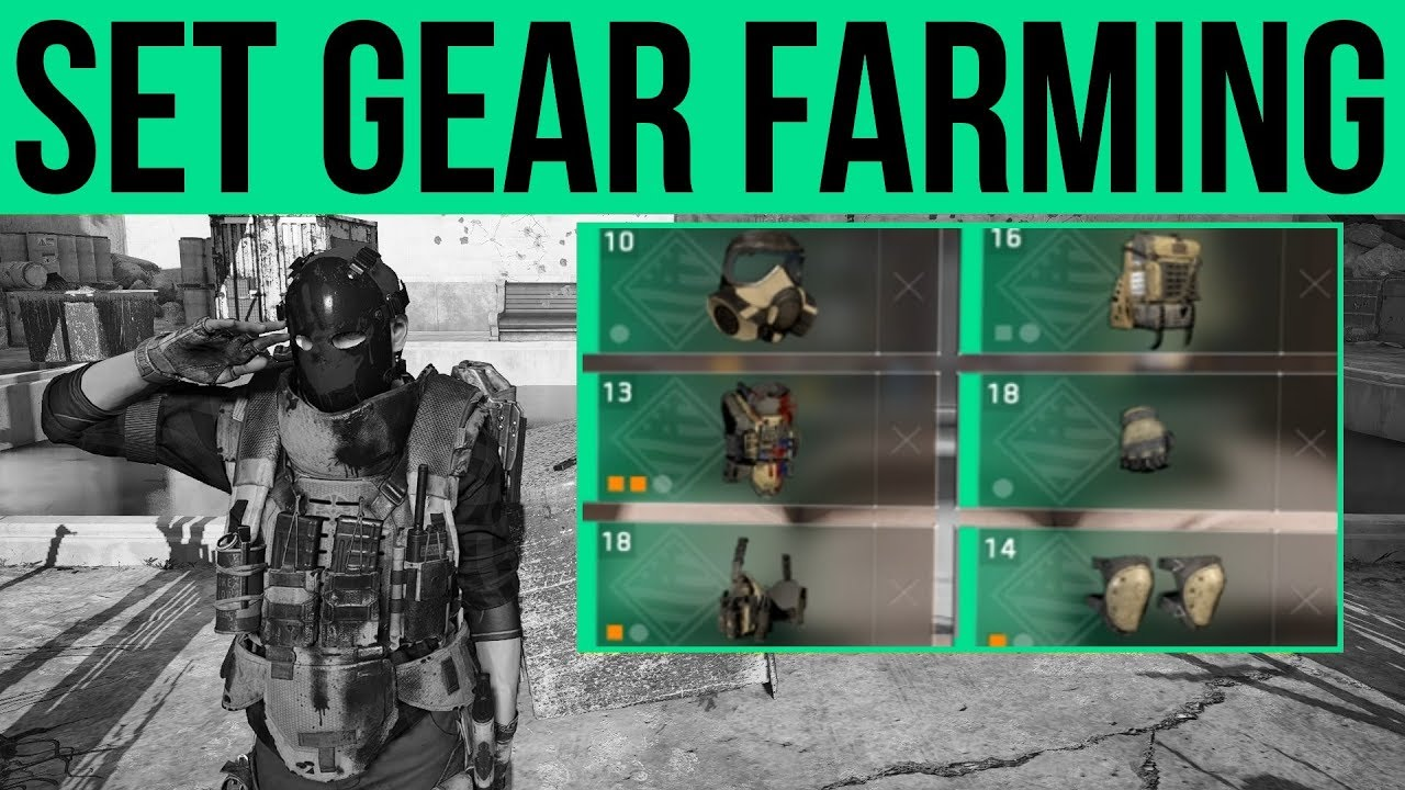List of Gear Sets in The Division 2 | AllGamers