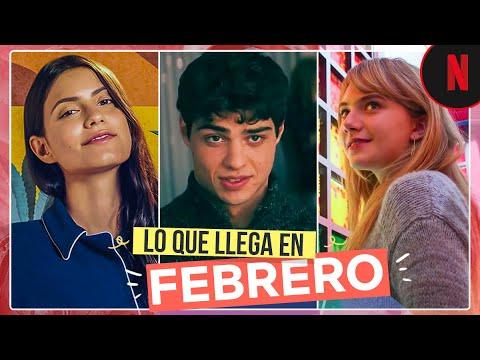 Estos Son Los Estrenos De Febrero | Netflix Latinoamérica