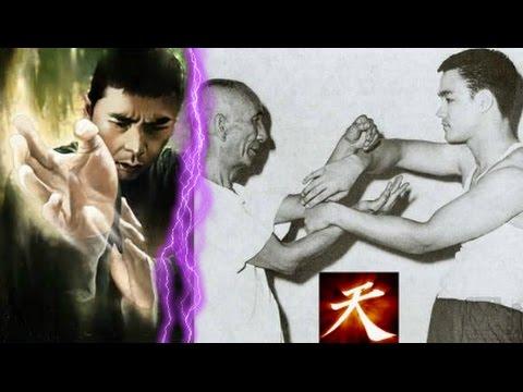 RARE WING CHUN - Bruce Lee Training with Grandmaster Ip Man (Science of Wing Chun Martial Arts)