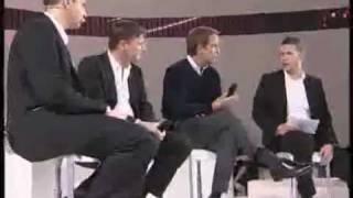 Cebit Trendforum, Debatte mit Stefan Glänzer und Joachim Franz Teil 2