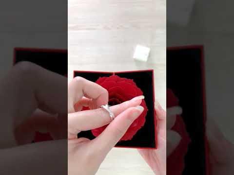 Ariel + square flower box