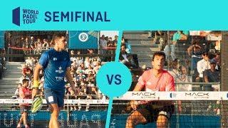 Resumen Semifinal Sanyo/Maxi Vs Galán/Lima México Padel Open | World Padel Tour