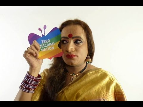 Transgender Activist - Laxmi Narayan Tripathi in India