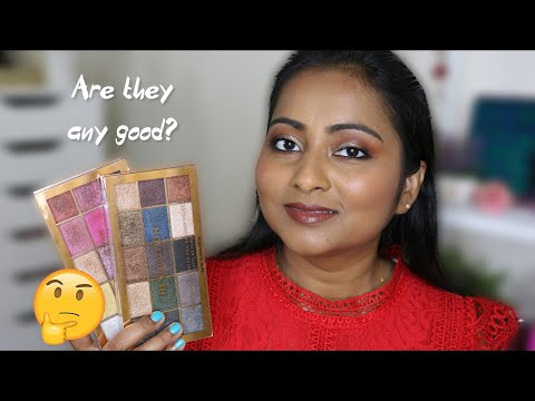 makeup-revolution-foil-frenzy-palettes-|-are-they-any-good?-review-and-swatches