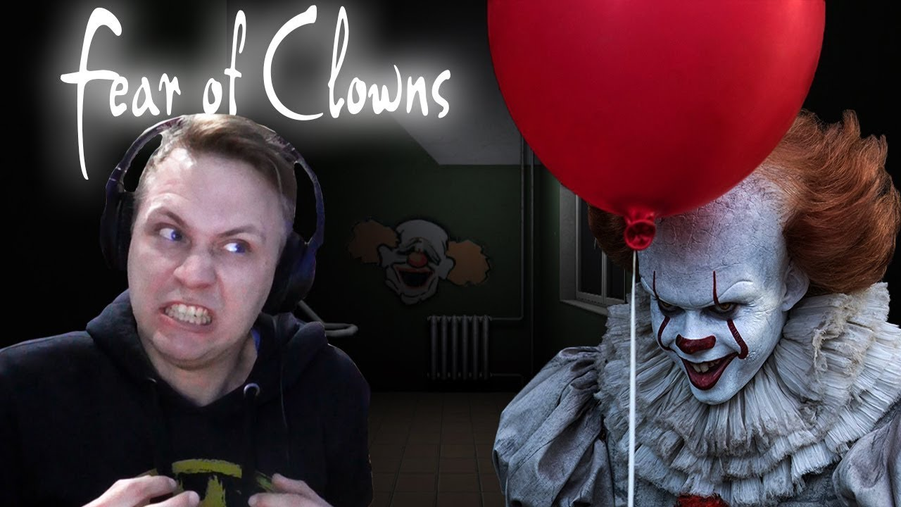 fear clowns