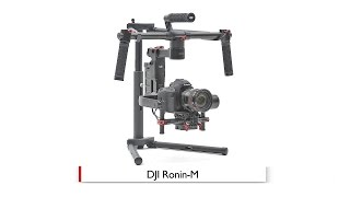 Hands-On Review: DJI | Ronin-M 3-Axis Handheld Gimbal Stabilizer