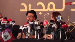 سعد لمجرد يكشف تفاصيل أغنيته الجديدة (اتفرج)