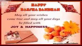 Happy Raksha Bandhan 2015- wishes, greetings, Quotes, Images, SMS