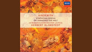 Hindemith: Symphonia Serena - 2. Geschwindmarsch by Beethoven. Paraphrase. Rather fast