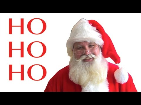 Ho ho ho fucking ho santa