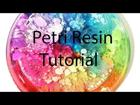 Basic Resin and Petri Tutorial #1: Supplies