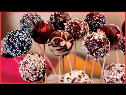 Cake Pops - selbst gemacht