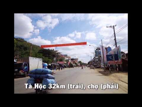 Thị trấn Hát Lót huyện lị MaiSơn SơnLa. 11-2012