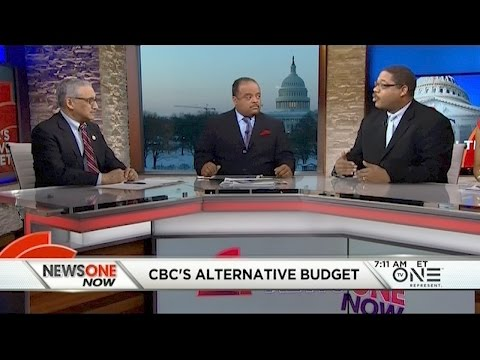 CBC Releases Alternative Budget Detailing Stark Differences To Trump's Deep Cut Budget