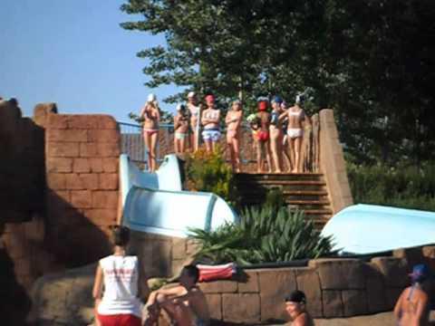 Piscina de valencia de don juan pablo y sara 2010 youtube for Horario piscinas valencia de don juan