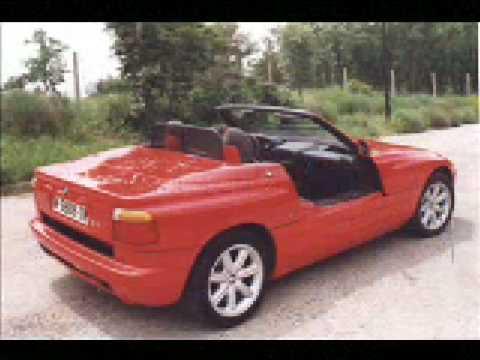 BMW Z1 1988-1991 - YouTube