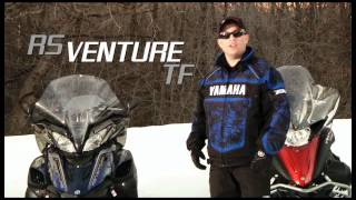2013 Yamaha Snowmobiles Introduction Part 4: 2-Up Touring and Utility