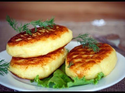 Как делать зразы картофельные с яйцом