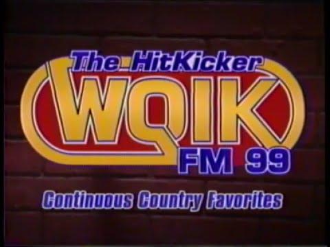 FM 99 WQIK Jacksonville, FL - TV Commercial 1998