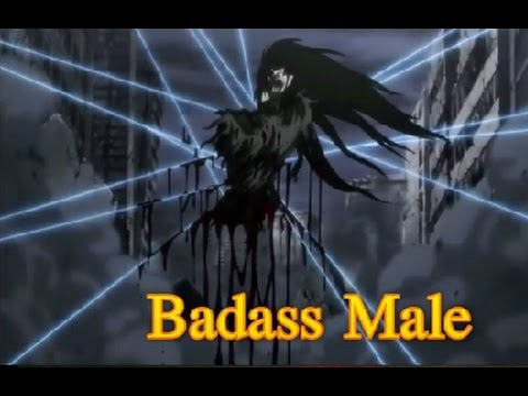 Top 10 Badass Male Anime Characters Ever