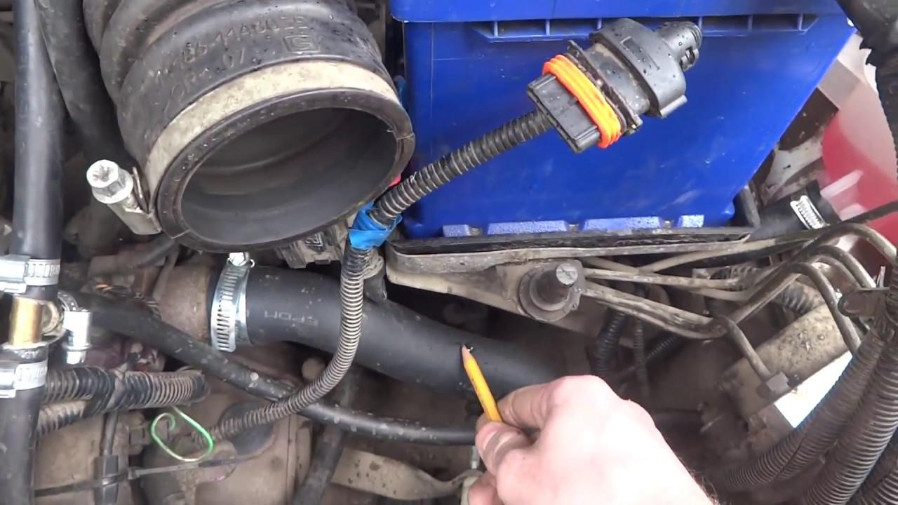Изменение схемы работы системы охлаждения двигателя Калины