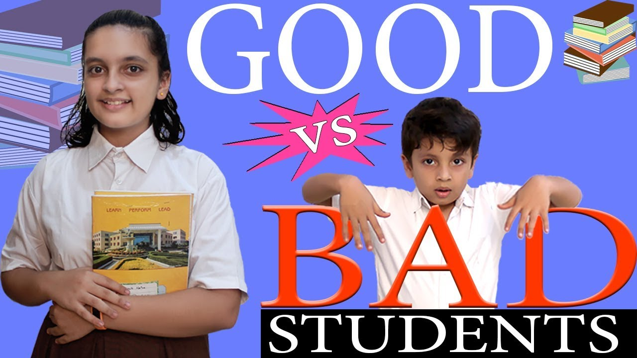 GOOD vs BAD STUDENTS in School Life #Funny | Types of Students in Class room | Aayu and Pihu Show