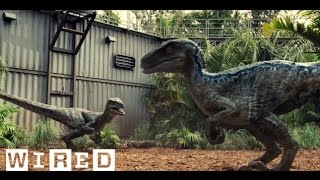 Jurassic World: Using Motion-Capture To Create Realistic Dinosaurs | Design FX