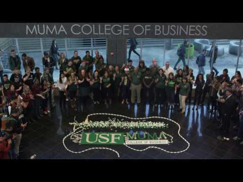 USF Muma College of Business Holiday Greeting 2016