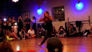 Chachi Gonzales -- I Should've Kissed You.AVI