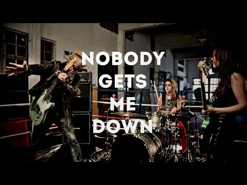 Jimmy Rip & The Trip - Nobody Gets Me Down (Video Oficial)