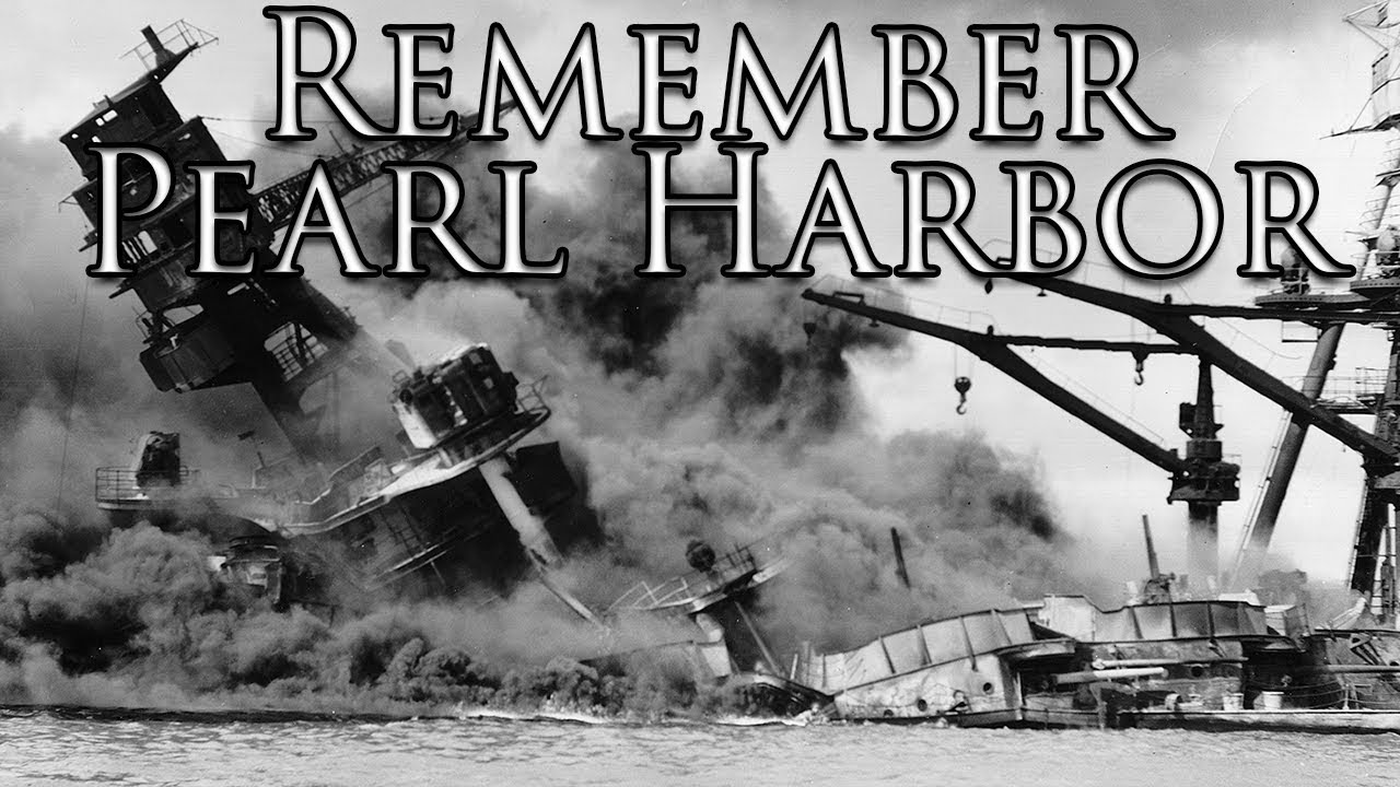 A Week to Remember – From Pearl Harbor to 9/11