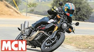 Indian FTR1200S review | MCN | Motorcyclenews.com