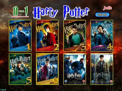 harry potter 8 peliculas online