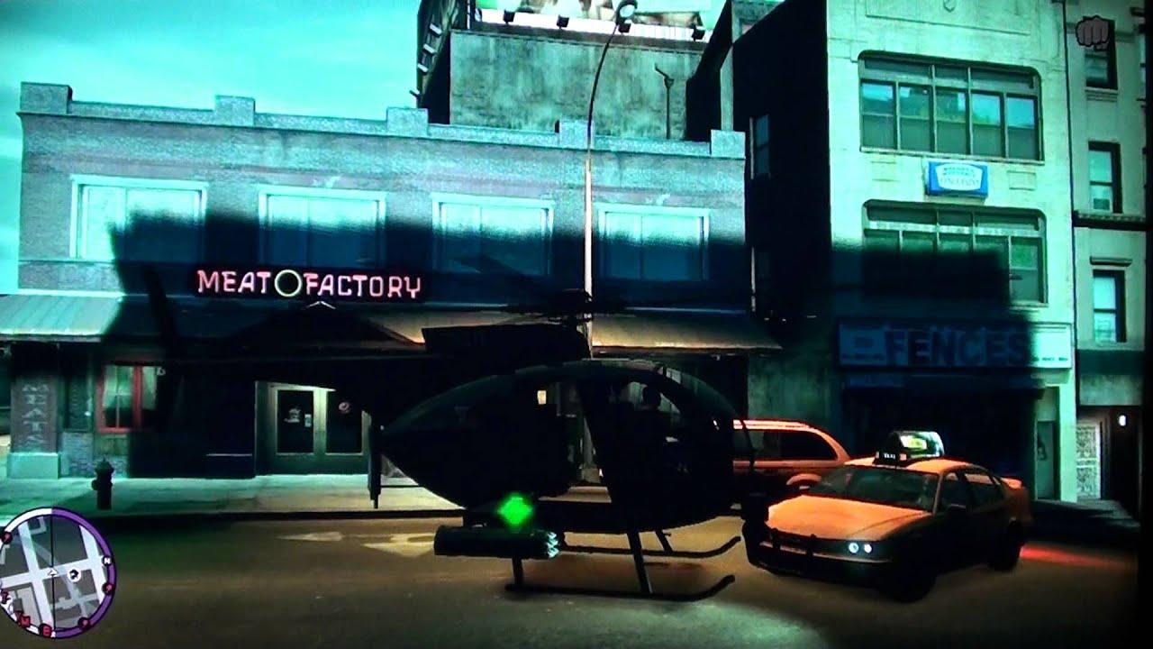GTA IV BOGT Cheats Spawn Buzzard HD YouTube