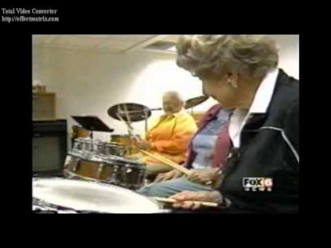 Music Therapy Makes Musical Memories - Mature Musicians FOX 6 Media Coverage