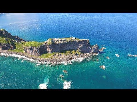 DRONE×HOKKAIDO 4K シャコタンブルー Shakotan blue , Hokkaido
