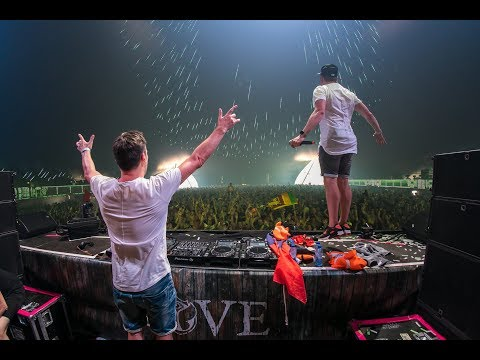 Mark With A K & Mc Chucky | Tomorrowland Belgium 2018