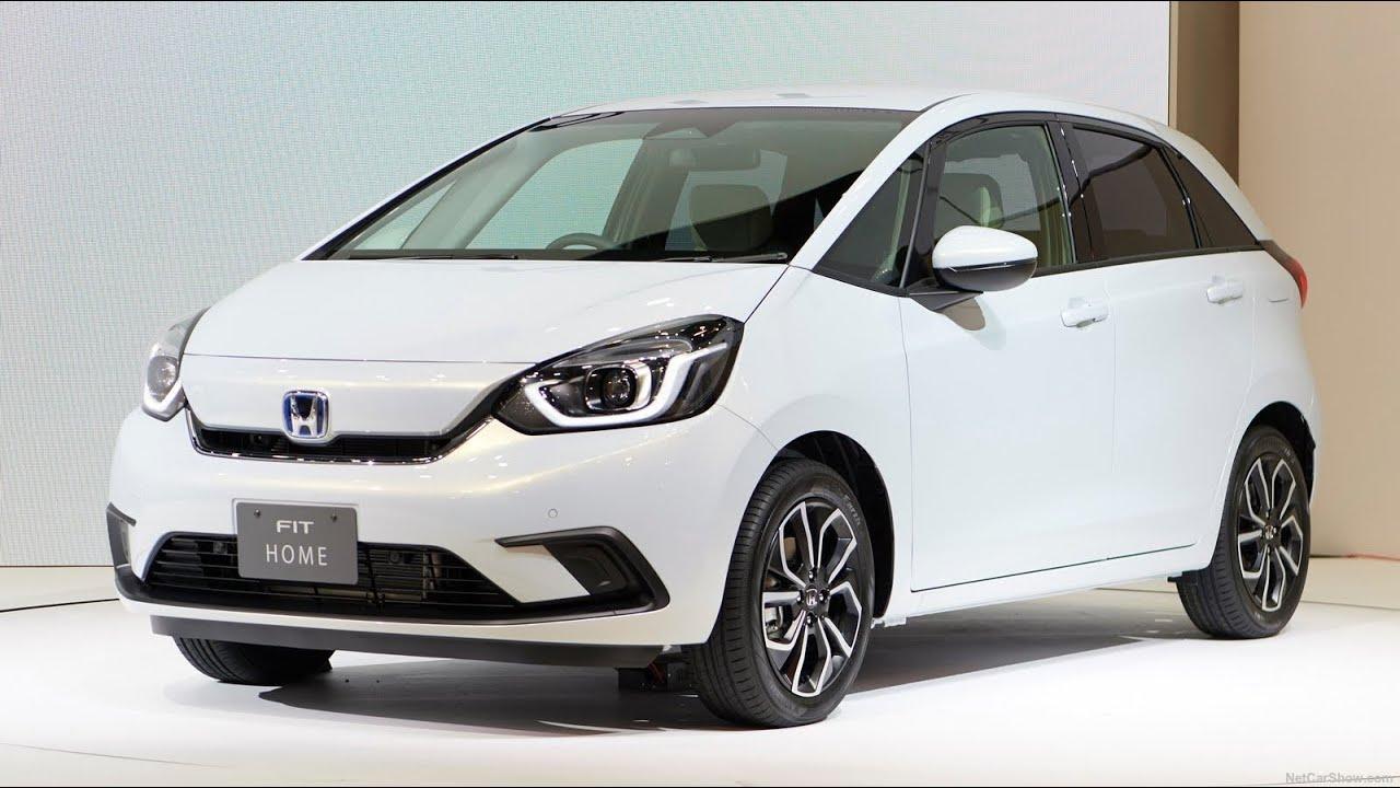 2021 Honda Fit Price, Design and Review