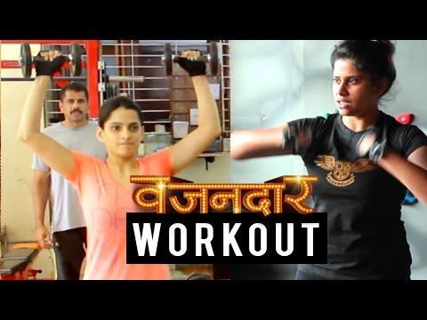Sai - Priya At The Gym | Behind The Scenes...
