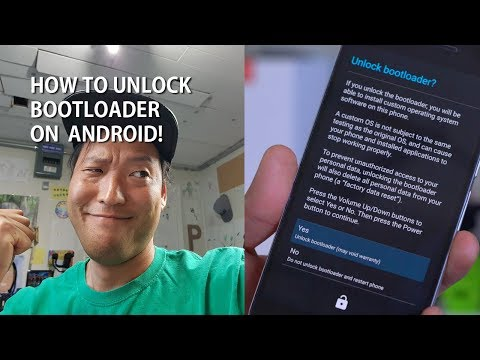How To Unlock Bootloader On Android! [Android Root 101 #1]