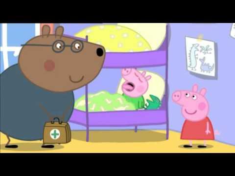 Свинка Пеппа українською сезон 2 серія 32 Джордж застудився