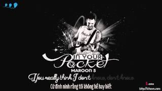 [Lyrics + Vietsub] In your pocket - Maroon 5 {Track #7} ~ Kitesvn.com