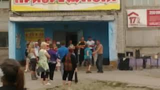 Танцы в Заветах Ильича!